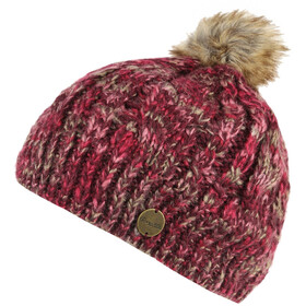Regatta Frosty II Hat Women Burgundy